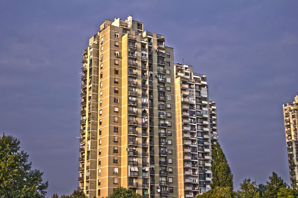Royale Woods apartments in Bangalore